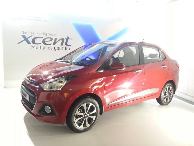 Live From Hyundai Xcent India Launch Event Images Features Prices