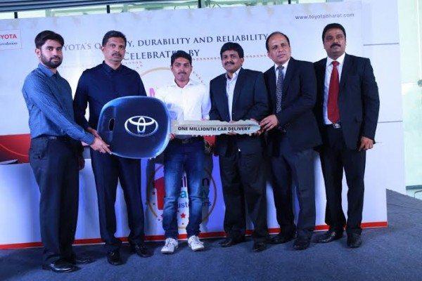 toyota-kirloskar-motors-one-million-car-sales-2