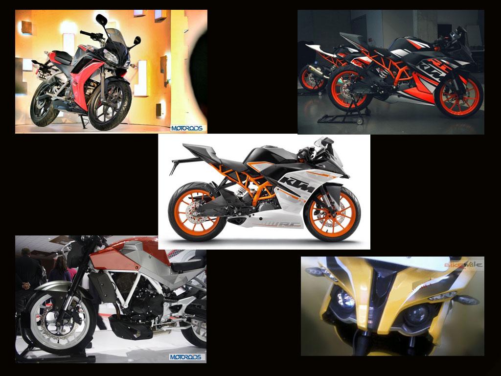 Upcoming Bikes India2014   Autos Weblog