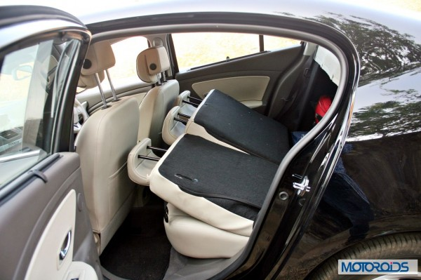 2014 Renault Fluence Facelift Review Erudition Embodied Motoroids
