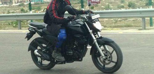 Upcoming 2014 Yamaha FZ Facelift Spied Again! [Images and Details]