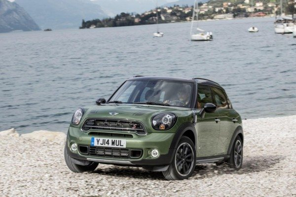 New 2015 Mini Countryman facelift released; New York debut