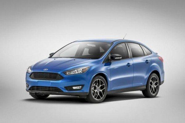 New 2015 Ford Focus Sedan officially revealed