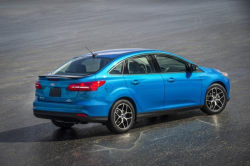 2015 ford focus sedan new york international auto show 2015 2