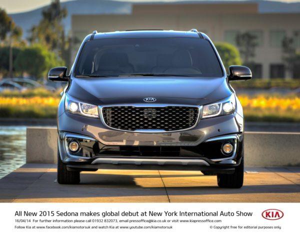 2015 kia sedona new york international auto show 2015 1