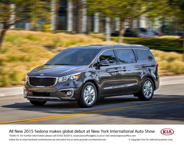 2015 kia sedona new york international auto show 2015 2