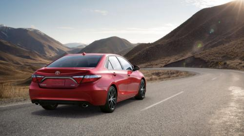 2015 toyota camry new york international auto show 2015 2