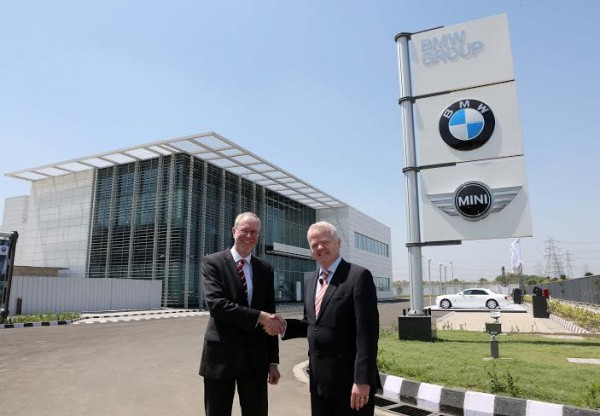 BMW Group Training Centre India (4)