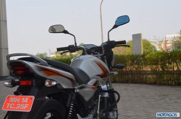Bajaj Discover 125 M review (110)