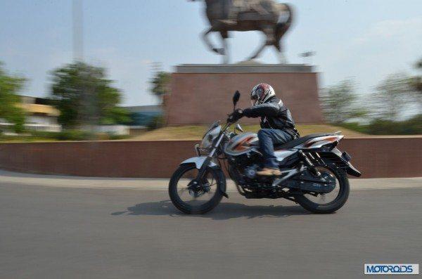 Bajaj Discover 125 M review (95)