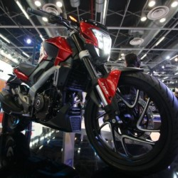 Bajaj Pulsar CS400 Launch in 2016; All images and details