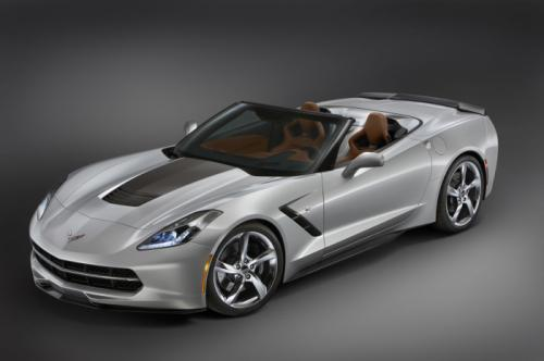 Corvette Stingray Convertible Atlantic concept
