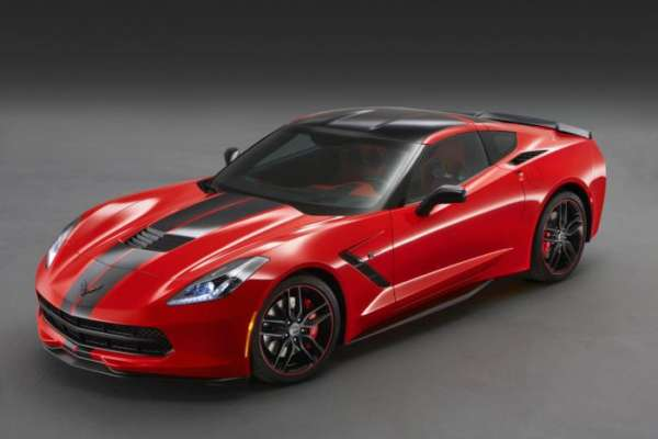 Revealed- 2015 Chevrolet Corvette Atlantic & Pacific Editions