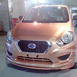 Is this the Datsun GO+ Hi Sporty flagship variant?