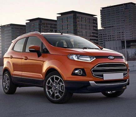 ford india resumes bookings of ford ecosport motoroids. Black Bedroom Furniture Sets. Home Design Ideas
