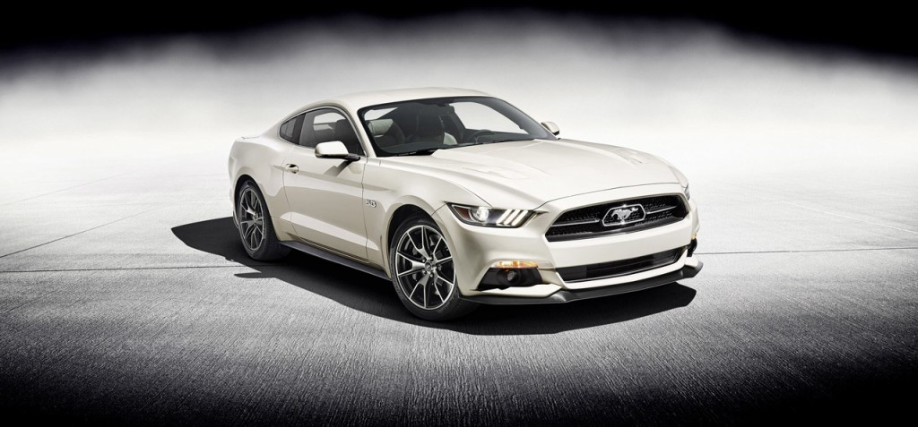 Ford Mustang 50 Year Limited edition (4)