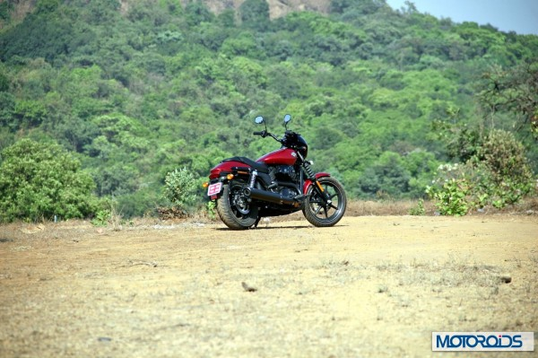 Harley Davidson Street 750 India (1)