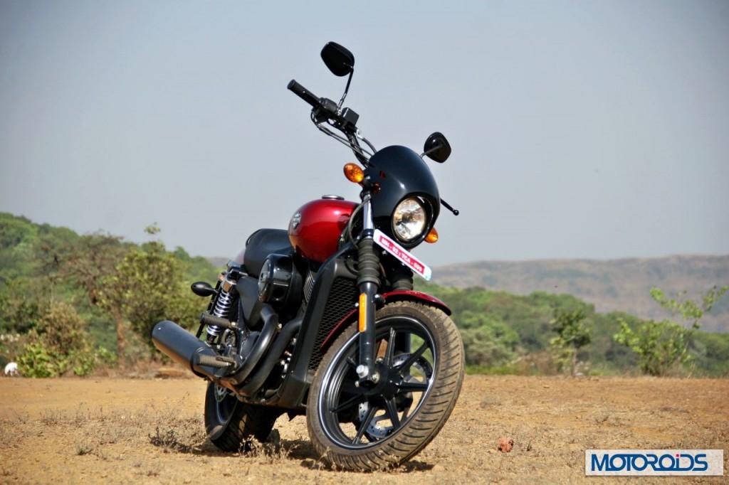 Harley Davidson Street 750 India (36)