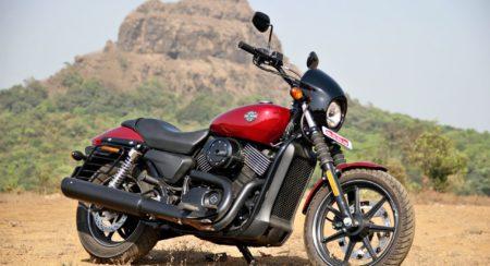 Harley Davidson Street 750 India (37)