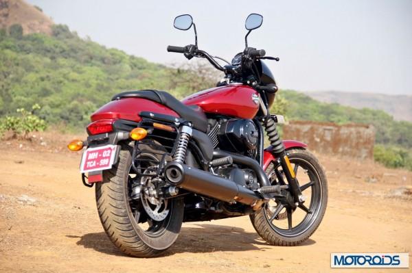 Harley Davidson Street 750 India (48)