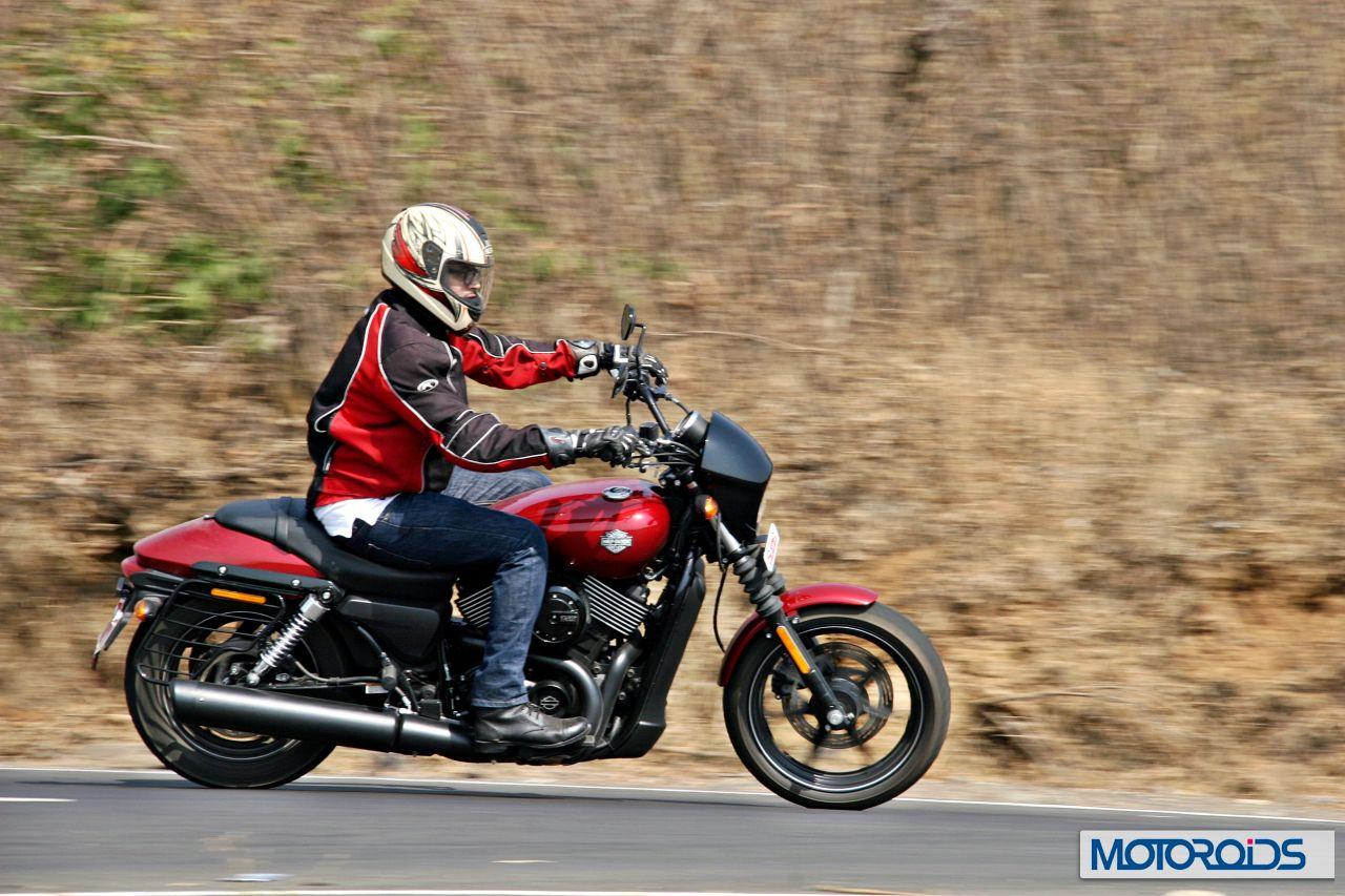 Harley Street 750 16 Motoroids Com