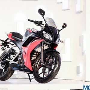 Hero HX 250R launch in festive season [Images & Details]