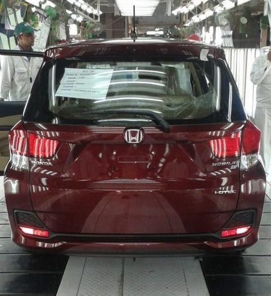 Honda-Mobilio-production-India-launch