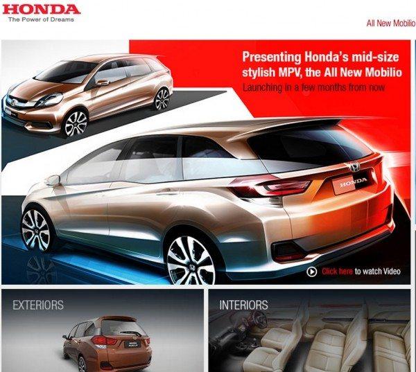 Honda-Mobilio-production-India-launch 7