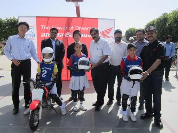 Honda National Road Safety Campaign for Kids 2