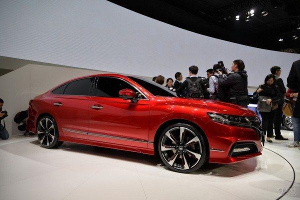 Honda Spirior Concept images 2