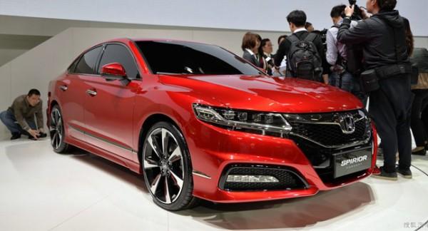 Honda Spirior Concept images