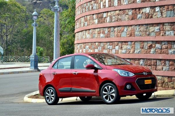 Hyundai Xcent exterior (1)