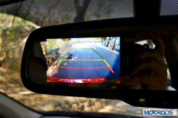 Hyundai Xcent interior (14)