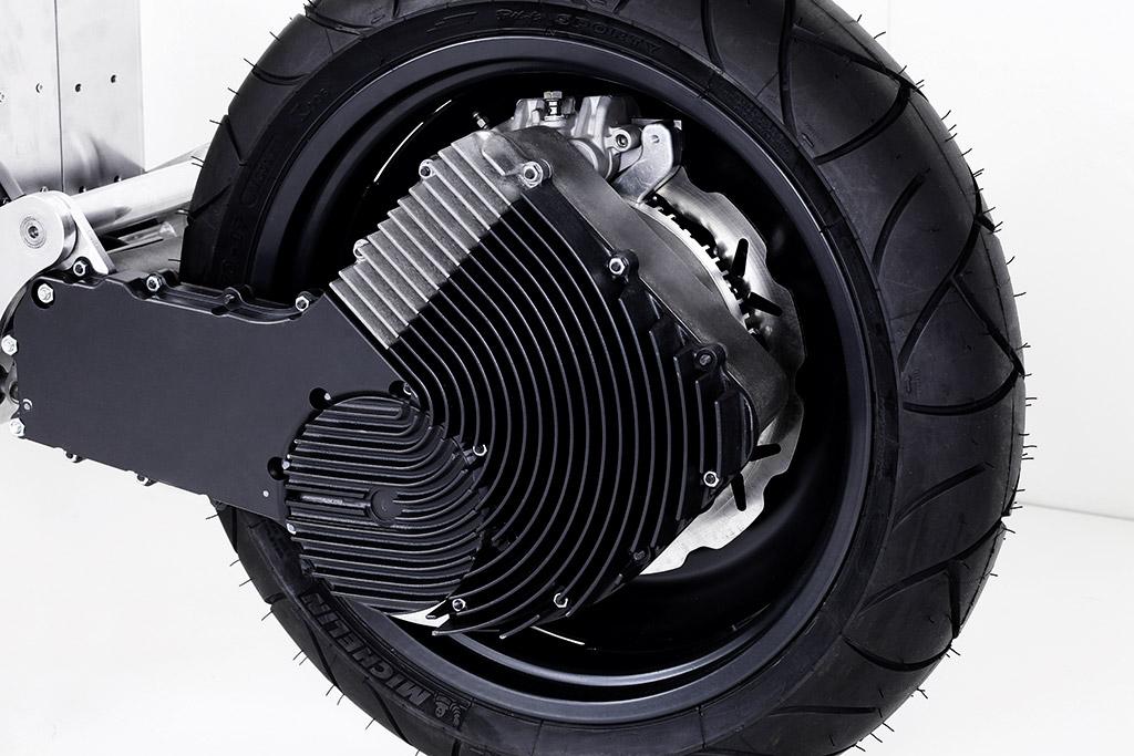 Johammer Electric Motor