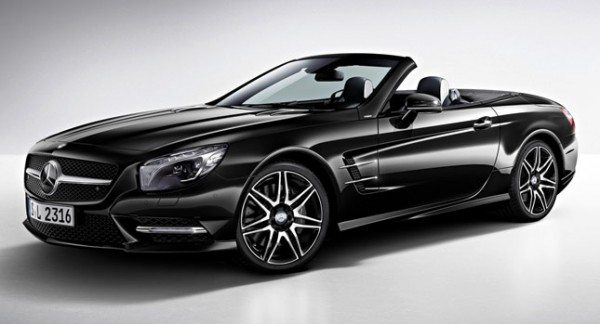 New Twin-Turbo'ed Mercedes SL 400 replaces SL 350