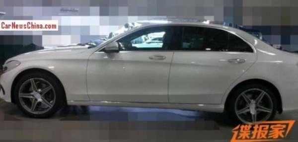 Mercedes-C-class-long-wheelbase