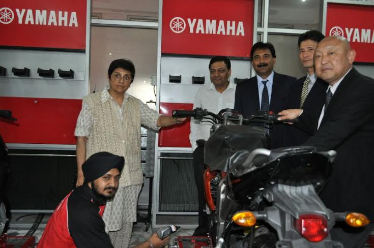 yamaha inaugurates training school for underprivileged