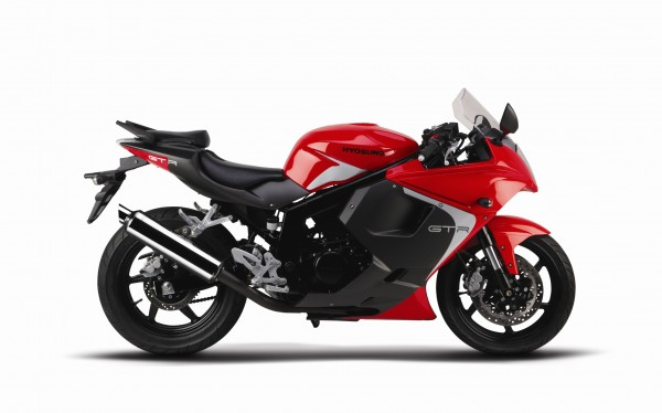 New GT250 R-Red-TTA