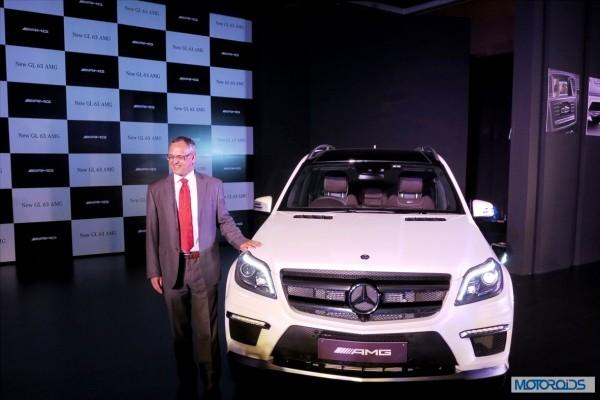New mercedes GL 63 AMG exterior (3)