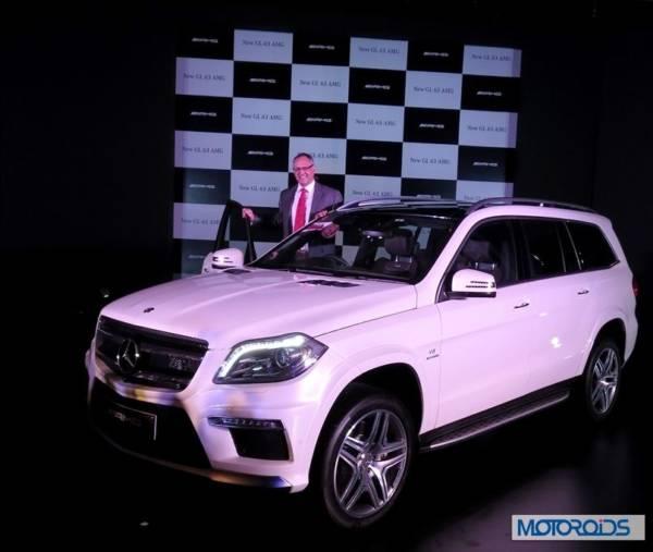 New mercedes GL 63 AMG exterior (7)