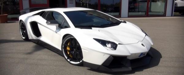 Novitec Torado Lamborghini Aventador images 1
