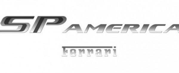 One-Off Ferrari SP America 1