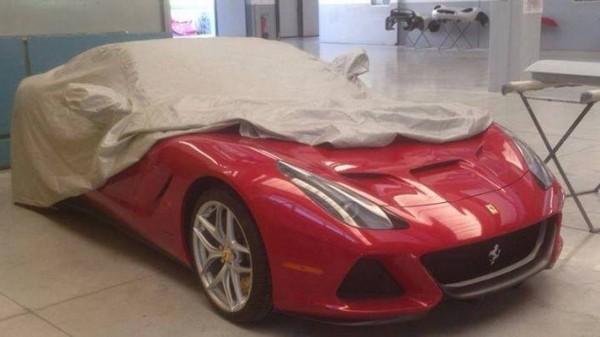 One-Off Ferrari SP America 2