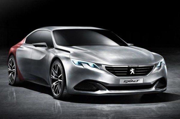 Peugeot Exalt concept Beijing image 1