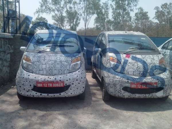 Tata Nano Twist Active AMT images launch (4)