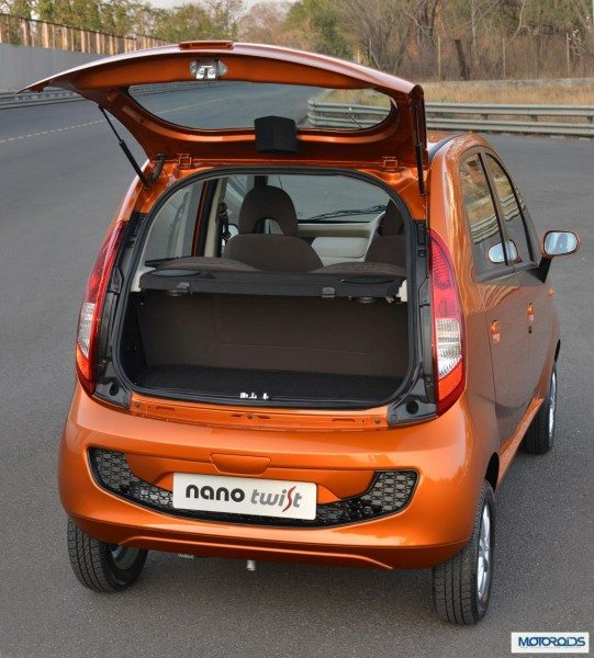Tata Nano Twist Active AMT images launch (9)