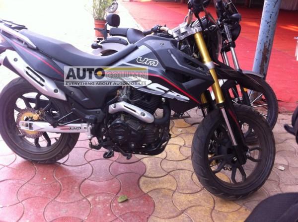UM-MotorCycles-Hypersport-India