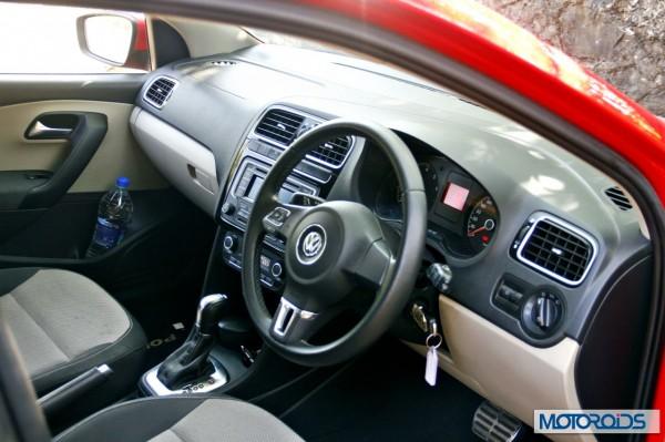 Volkswagen Polo 1.2 TSI interior (1)