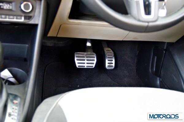 Volkswagen Polo 1.2 TSI interior (3)