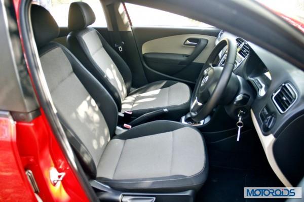 Volkswagen Polo 1.2 TSI interior (9)